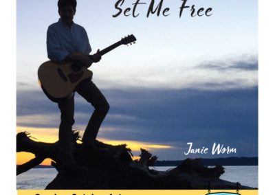 SET ME FREE CD Release Party – 4 Days Away!