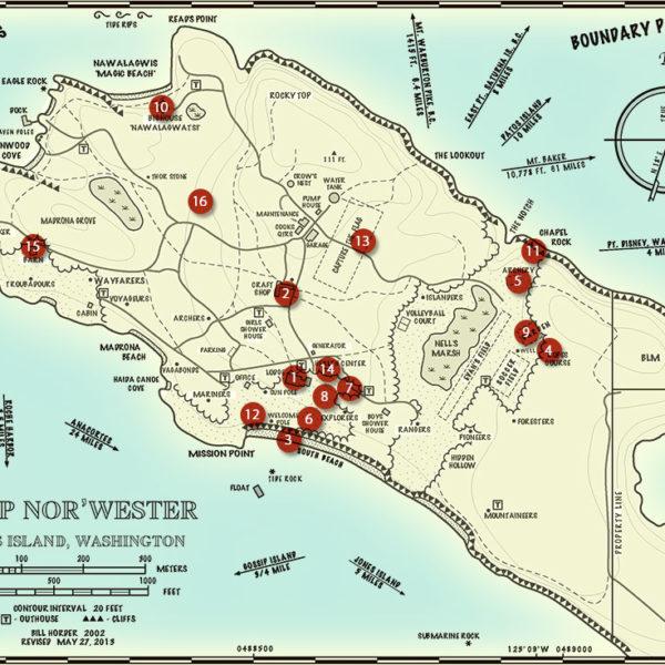 Delicious Morsel #12 - Camp Nor'wester