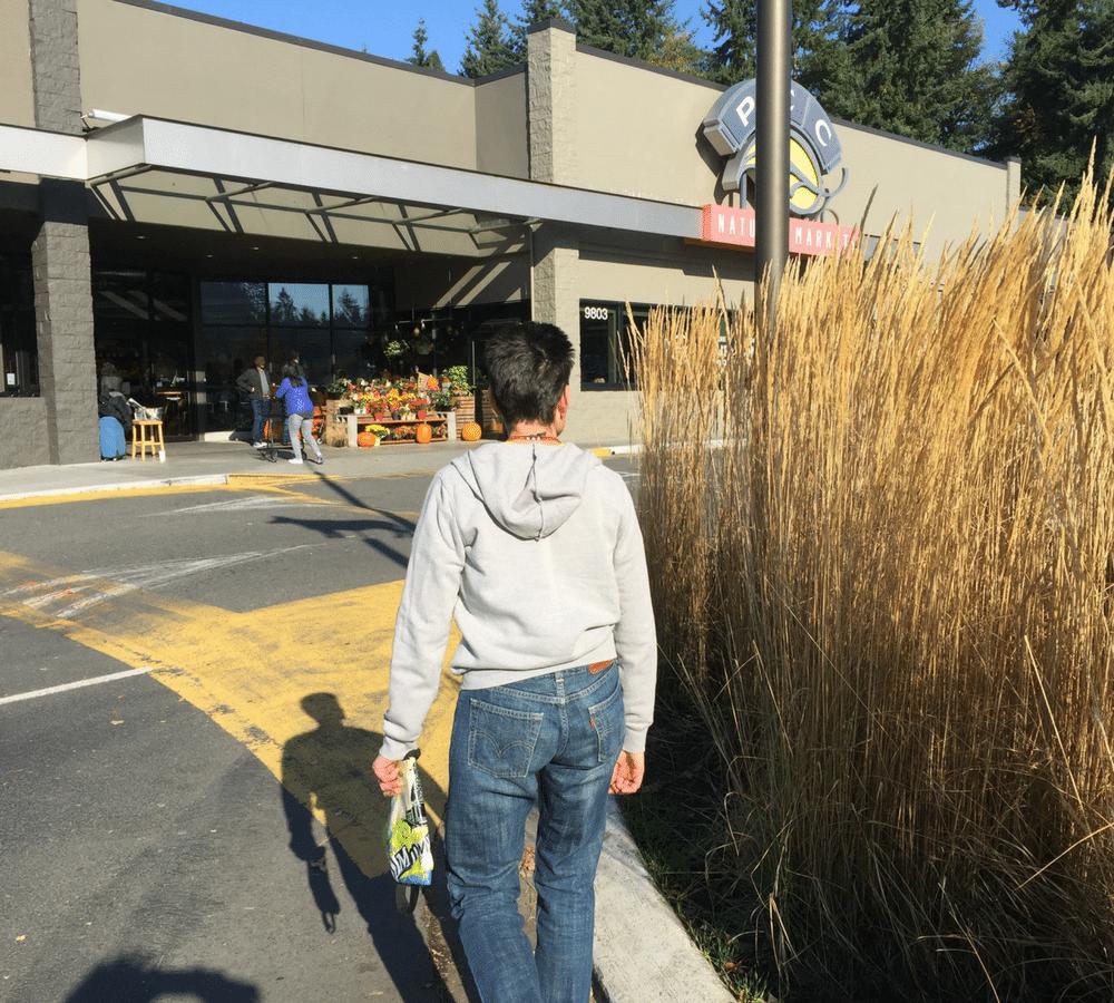 Janie - grocery store